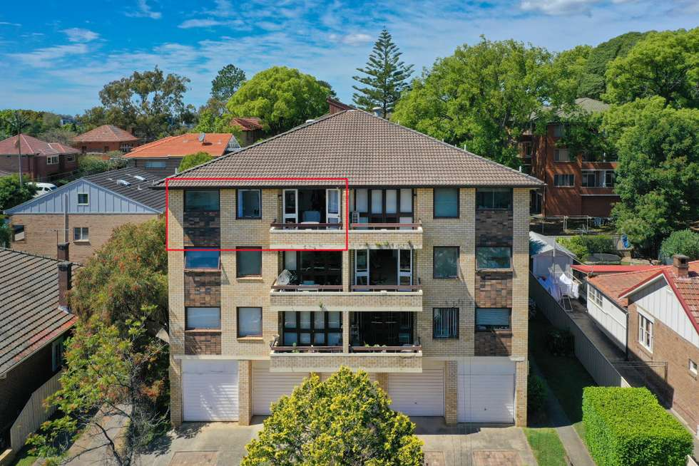 Second view of Homely apartment listing, 9/11-13 Ormond Street, Ashfield NSW 2131