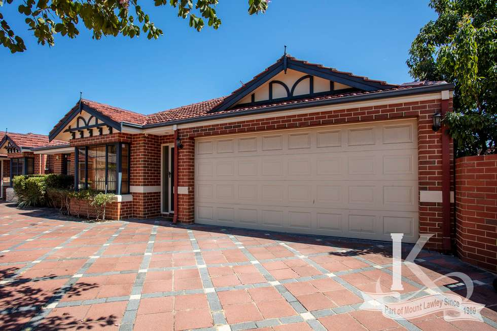 Second view of Homely house listing, 65A Third Avenue, Mount Lawley WA 6050