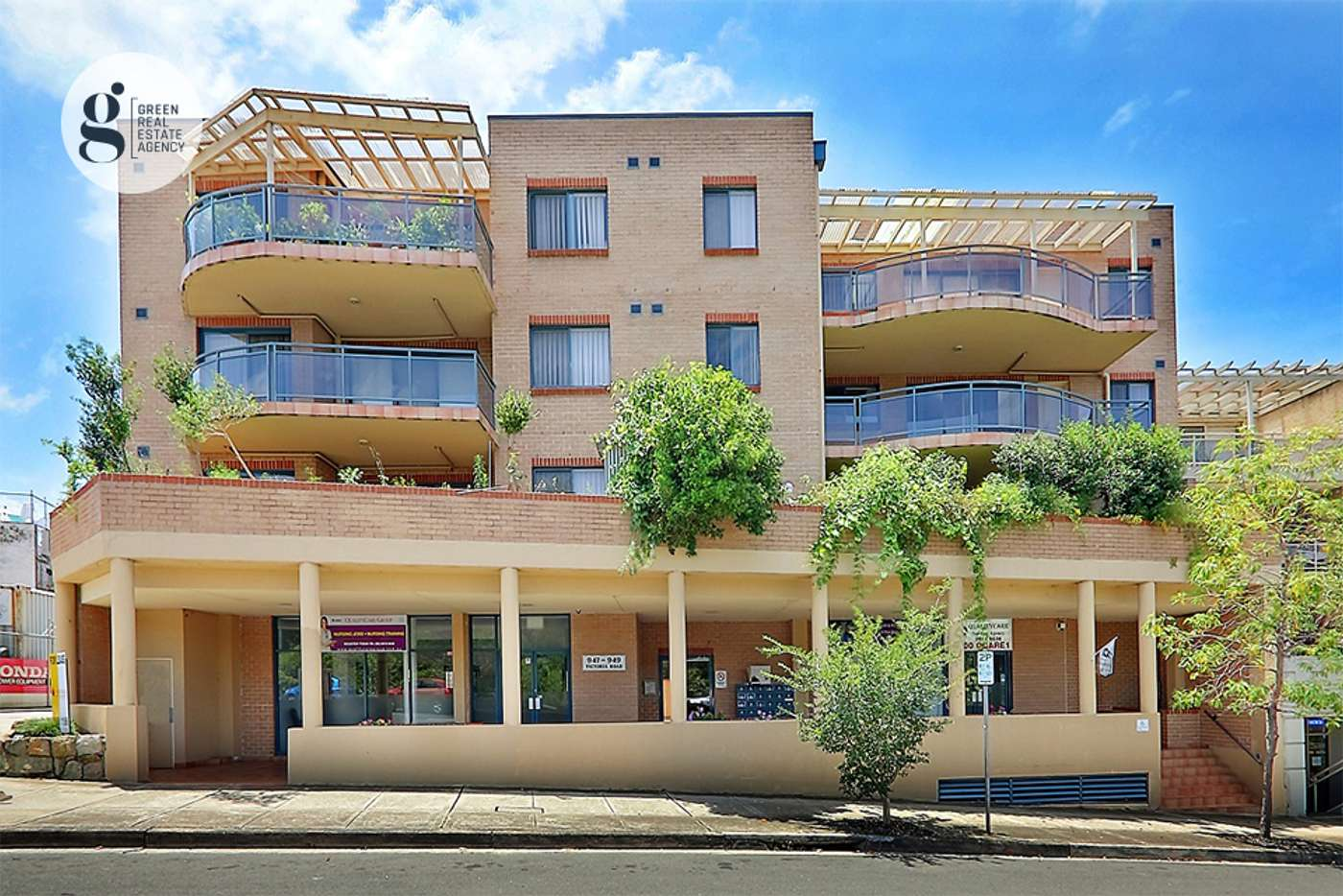 Main view of Homely apartment listing, 25/947-949 Victoria Road, West Ryde NSW 2114