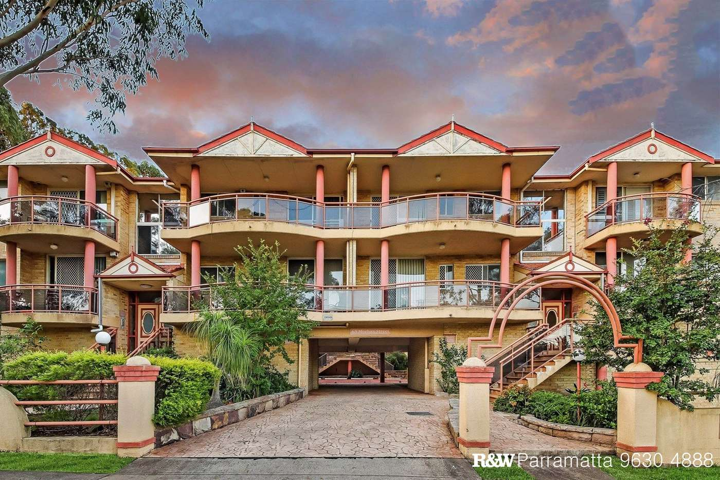 Main view of Homely unit listing, 14/65 Meehan Street, Granville NSW 2142
