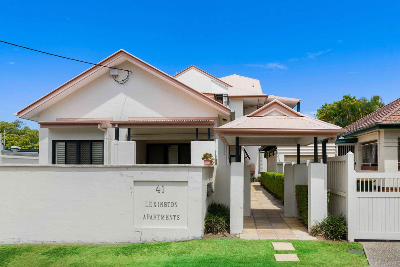 Main view of Homely apartment listing, 13/41 Rossiter Parade, Hamilton QLD 4007