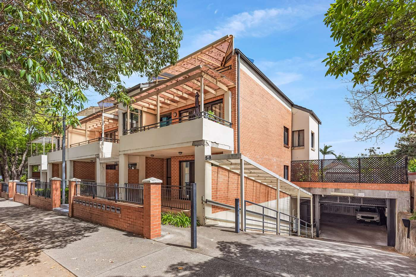 Main view of Homely unit listing, 8/5-9 Knox Street, Ashfield NSW 2131
