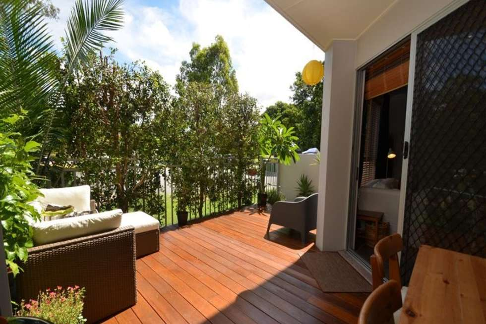 Second view of Homely townhouse listing, 1/6 Comore Drive, Varsity Lakes QLD 4227