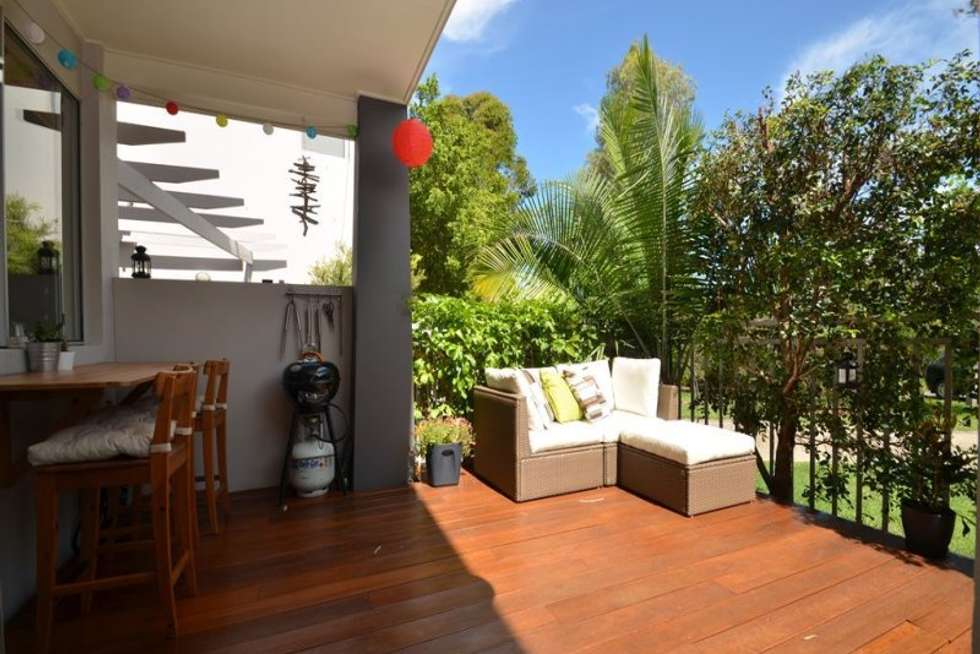Third view of Homely townhouse listing, 1/6 Comore Drive, Varsity Lakes QLD 4227