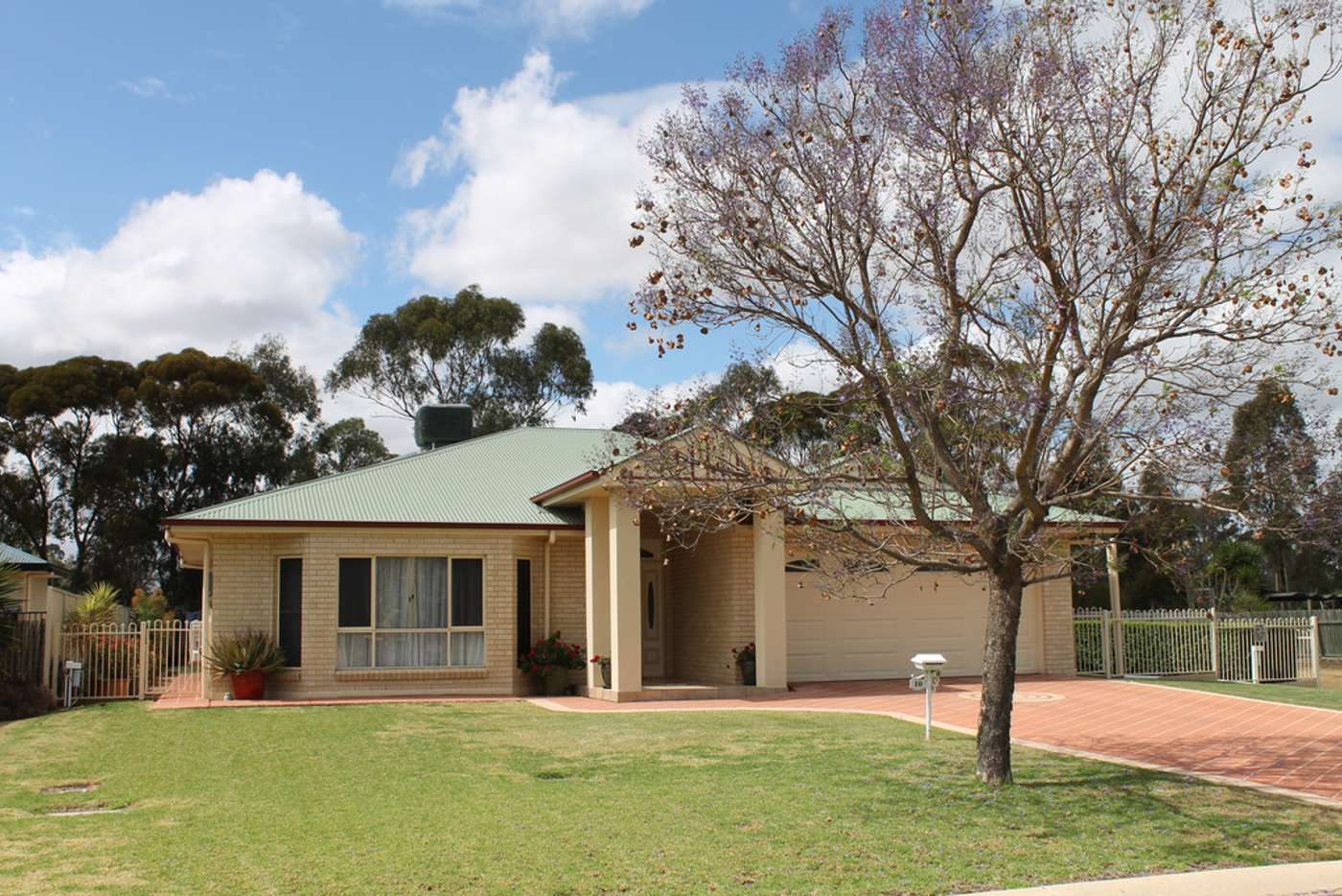 Main view of Homely house listing, 10 Jacaranda Court, Dalby QLD 4405