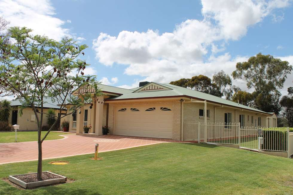 Second view of Homely house listing, 10 Jacaranda Court, Dalby QLD 4405