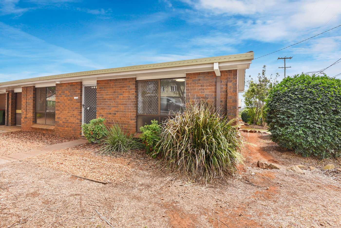 Main view of Homely unit listing, 2/191a West Street, Harristown QLD 4350