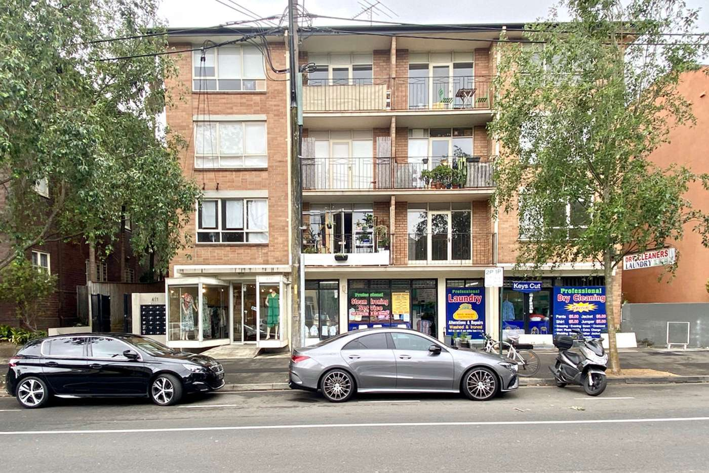 Seventh view of Homely unit listing, 6/411 Glebe Point Road, Glebe NSW 2037