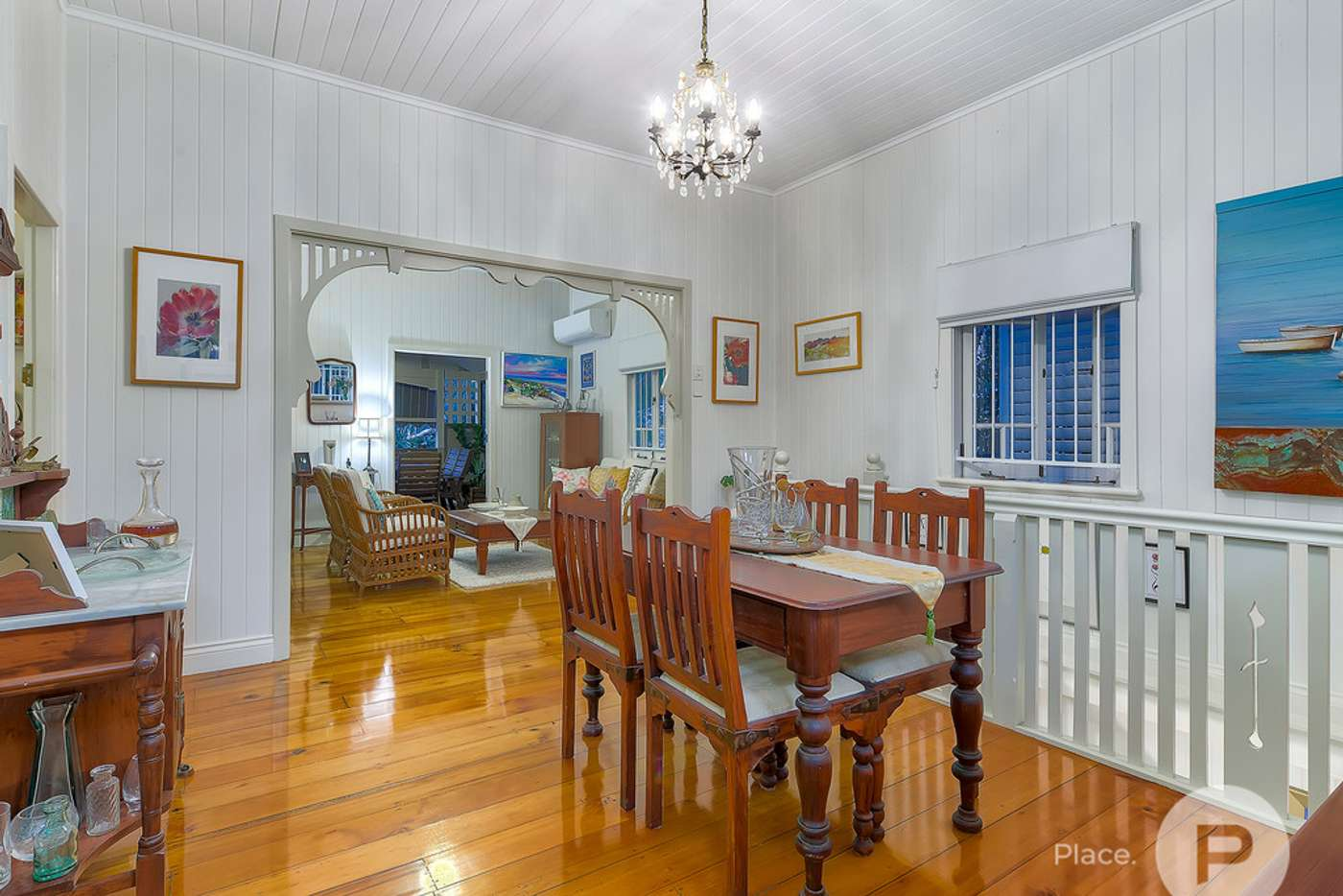 Sixth view of Homely house listing, 68 Davidson Street, Newmarket QLD 4051