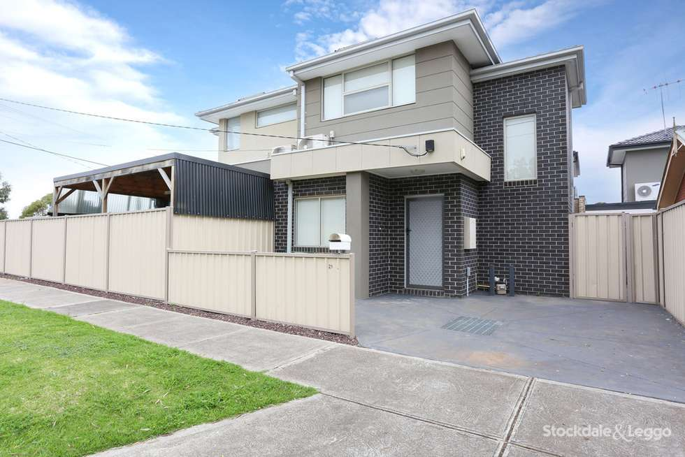 Fifth view of Homely townhouse listing, 21 Heather Crt, Glenroy VIC 3046