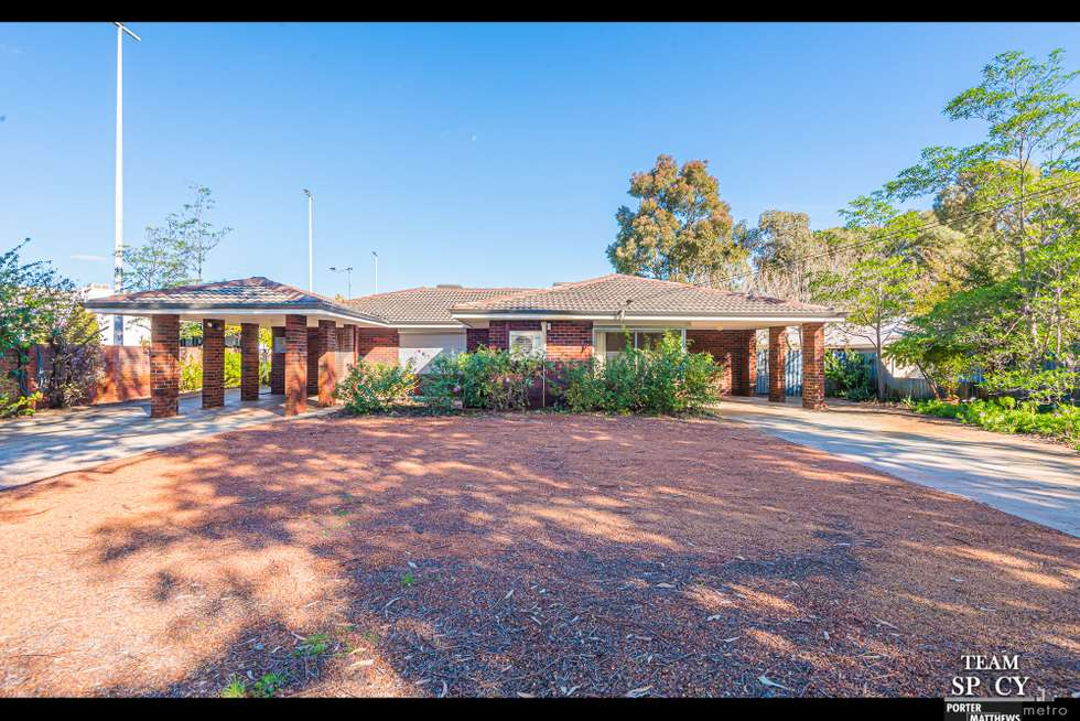 Second view of Homely semiDetached listing, 10A Manning Road, Cannington WA 6107