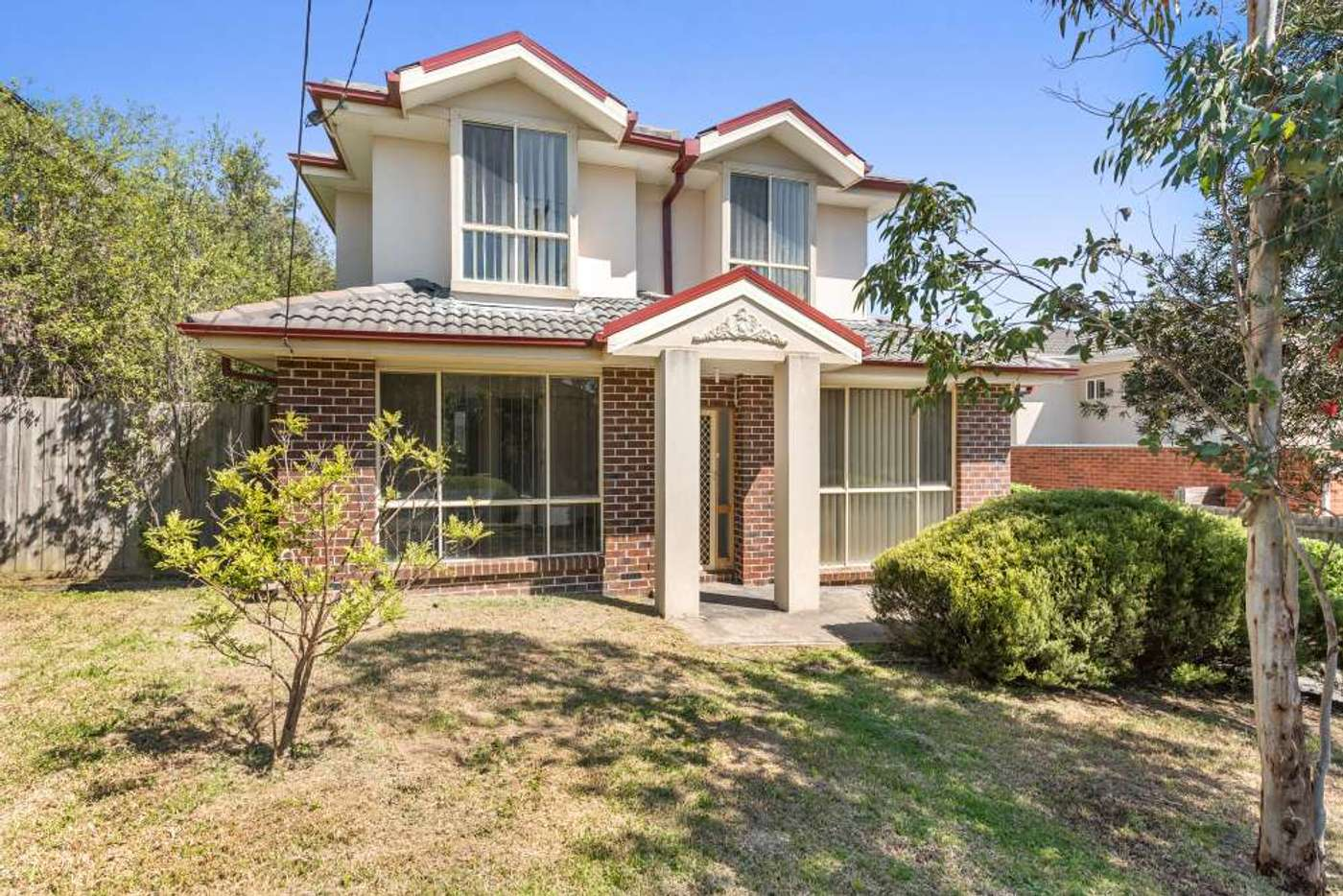 Main view of Homely unit listing, 1/8 Bellara Street, Doncaster VIC 3108
