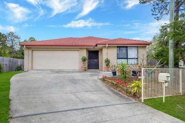 20 Bruce Crescent, Loganlea QLD 4131