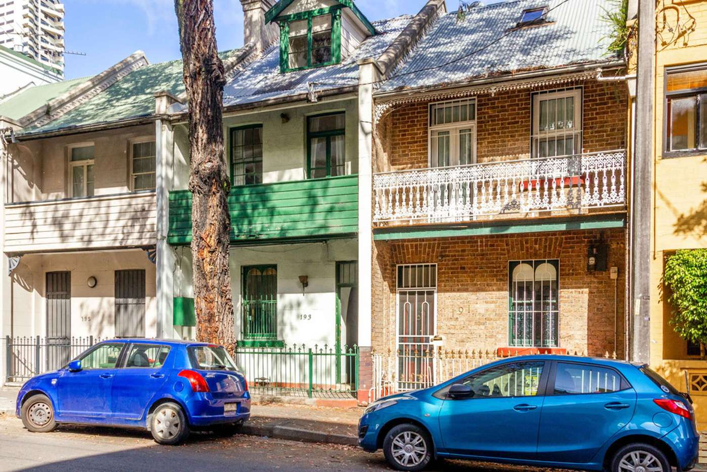 Main view of Homely house listing, 193 Brougham Street, Potts Point NSW 2011