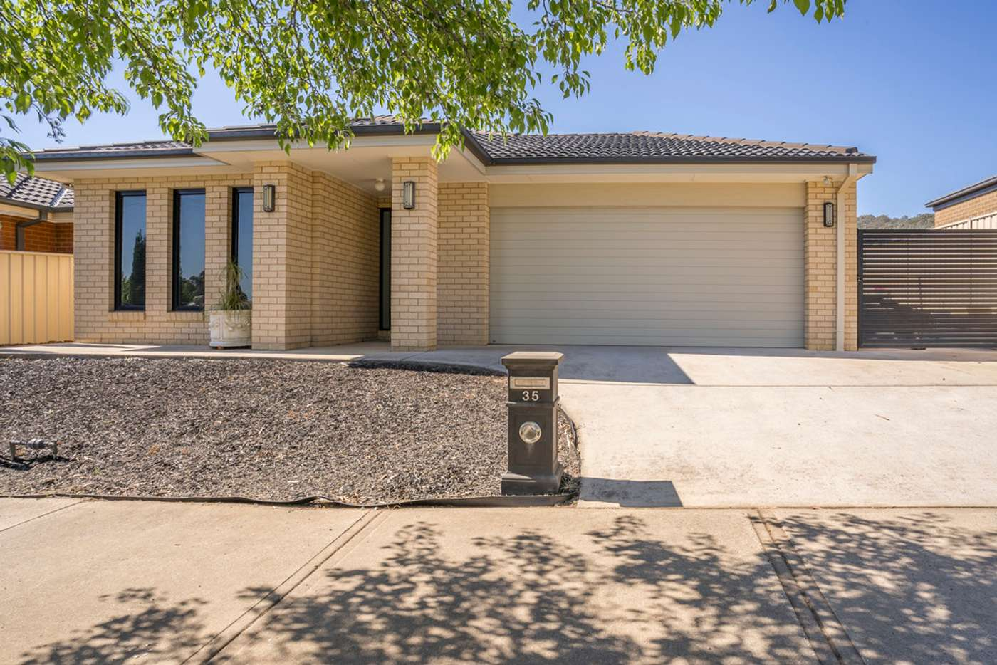 Main view of Homely house listing, 35 Victoria Cross Parade, Wodonga VIC 3690