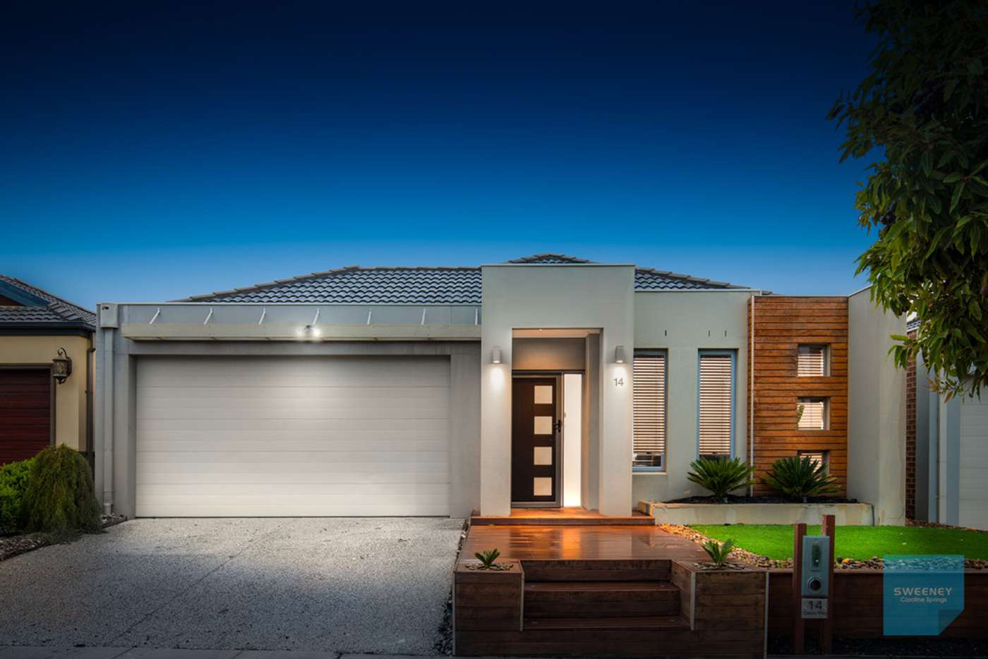 Main view of Homely house listing, 14 Caesia Way, Caroline Springs VIC 3023