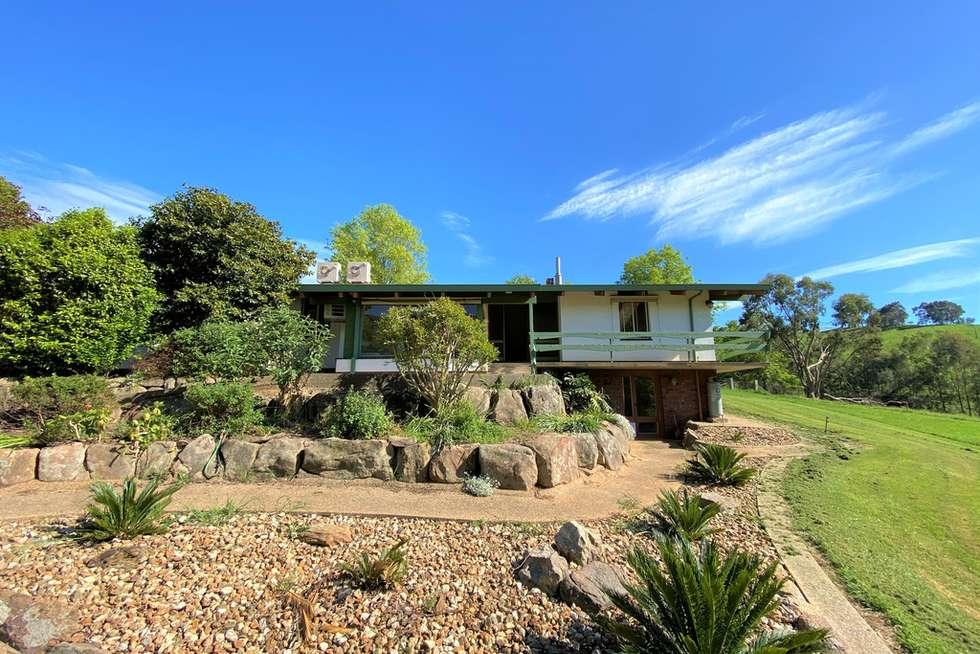 Second view of Homely acreageSemiRural listing, 2179 Beechworth-Wodonga Road, Leneva VIC 3691
