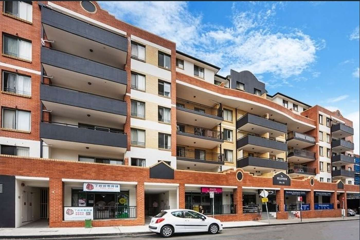 Main view of Homely apartment listing, 28/28a-32 BELMORE STREET, Burwood NSW 2134