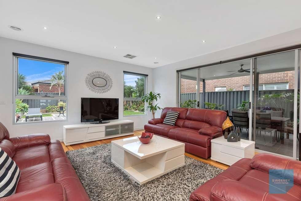 Fourth view of Homely house listing, 12 Burtt Avenue, Caroline Springs VIC 3023