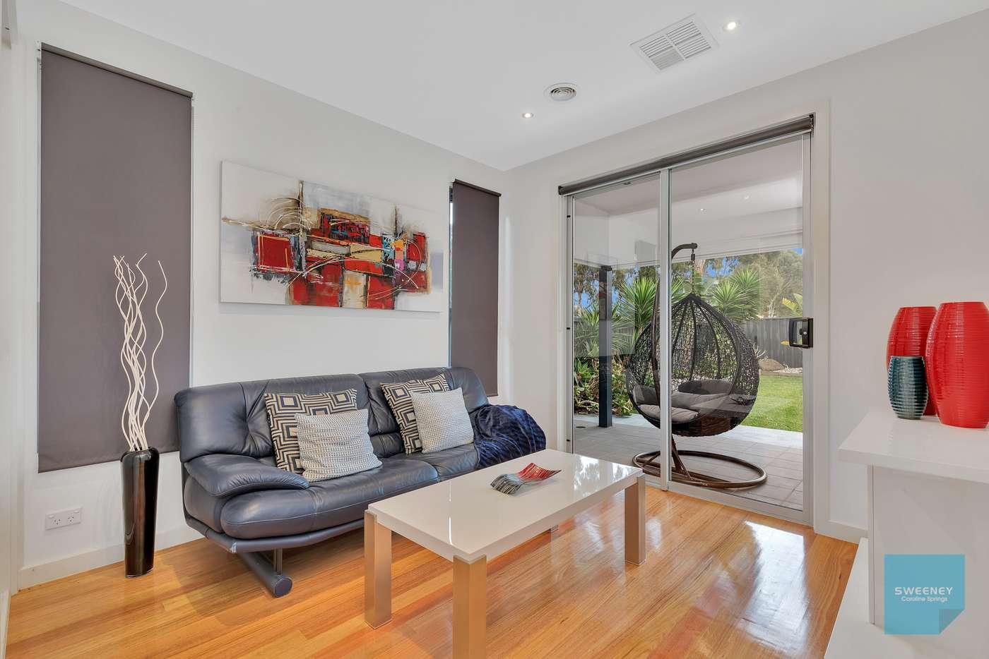 Sixth view of Homely house listing, 12 Burtt Avenue, Caroline Springs VIC 3023
