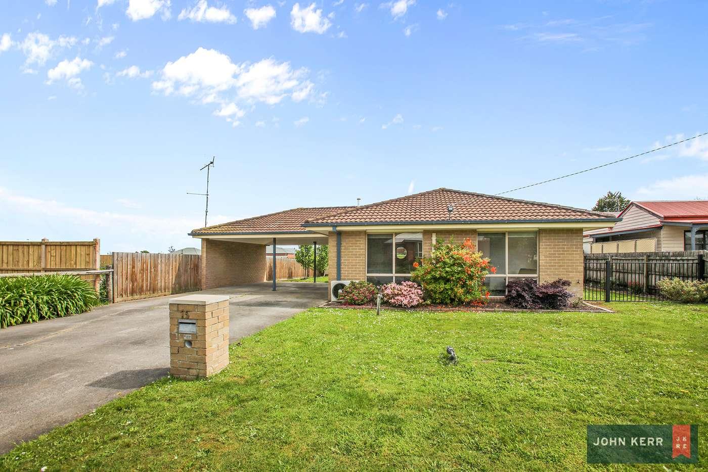 Main view of Homely house listing, 15 Centenary Drive, Trafalgar VIC 3824