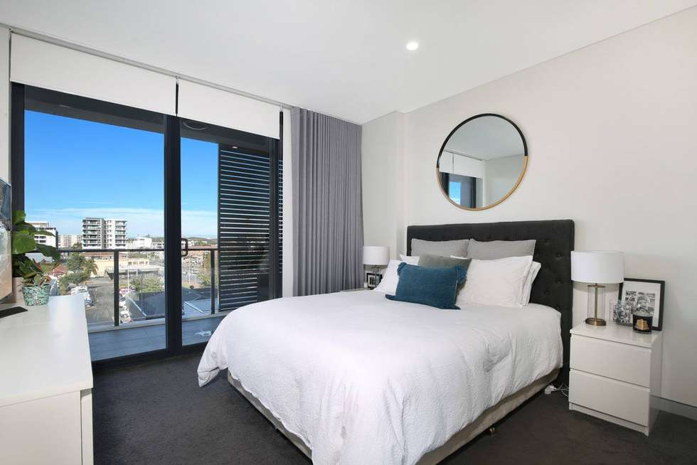 Second view of Homely apartment listing, 405/28 Burelli Street, Wollongong NSW 2500