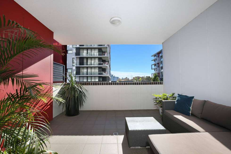 Fourth view of Homely apartment listing, 405/28 Burelli Street, Wollongong NSW 2500