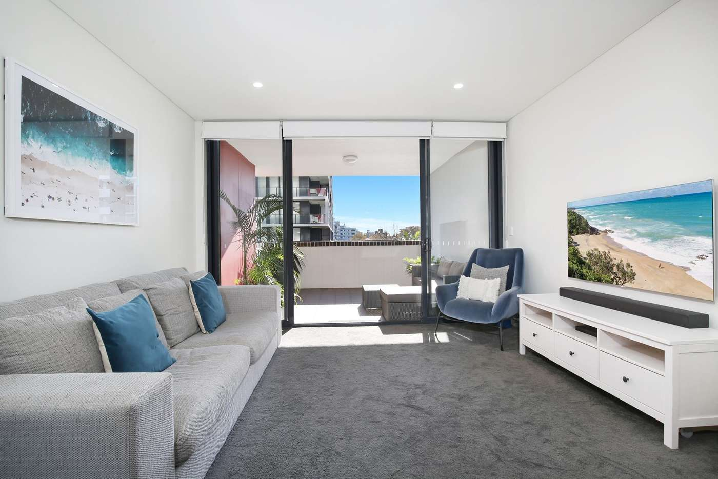 Sixth view of Homely apartment listing, 405/28 Burelli Street, Wollongong NSW 2500