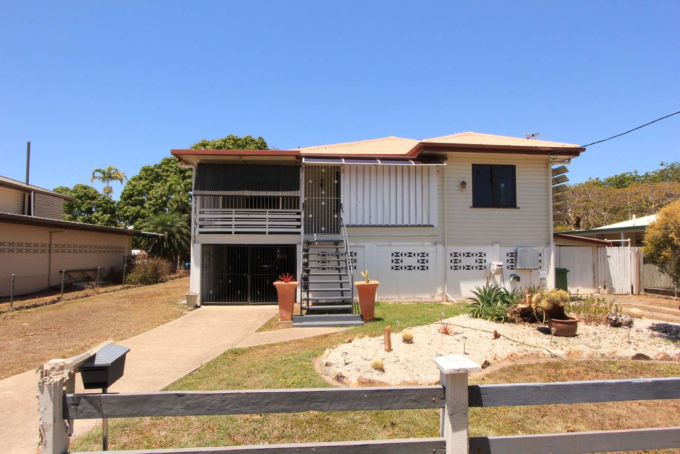 Main view of Homely house listing, 32 Barbeler Street, Currajong QLD 4812