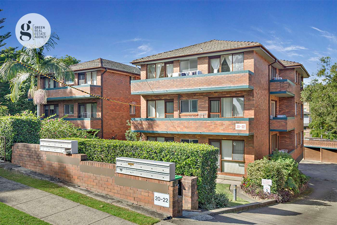 Main view of Homely unit listing, 18/20-22 Station Street, West Ryde NSW 2114