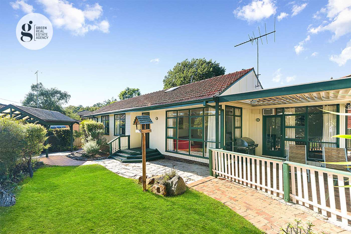 Main view of Homely house listing, 20 Grand Avenue, West Ryde NSW 2114