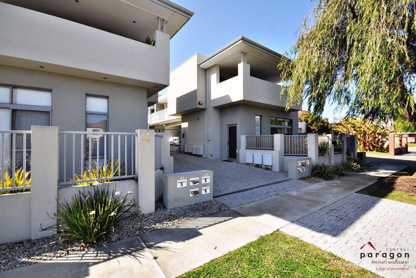 Main view of Homely apartment listing, 1/4 Waterloo Street, Joondanna WA 6060