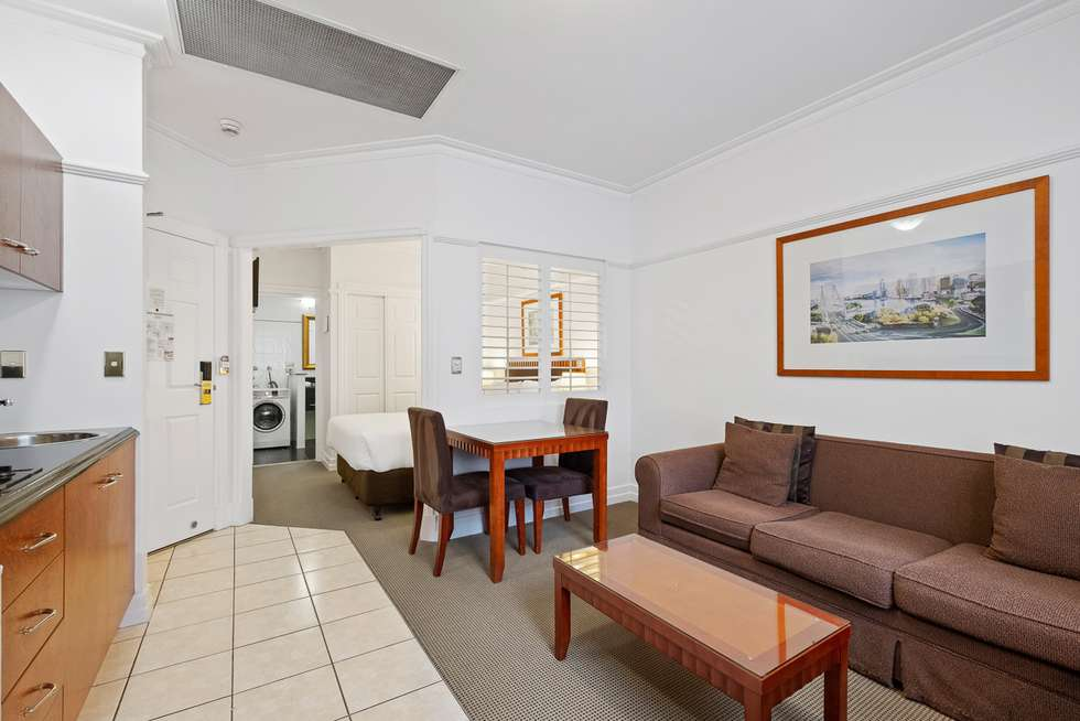 Second view of Homely apartment listing, 2006/255 Ann Street, Brisbane City QLD 4000