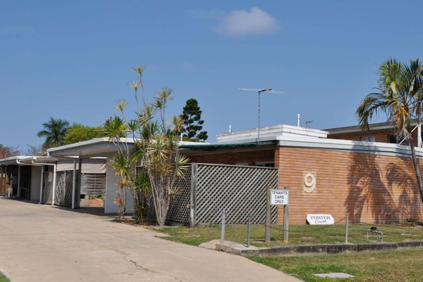 Main view of Homely unit listing, 3/9 Porter Street, Mackay QLD 4740