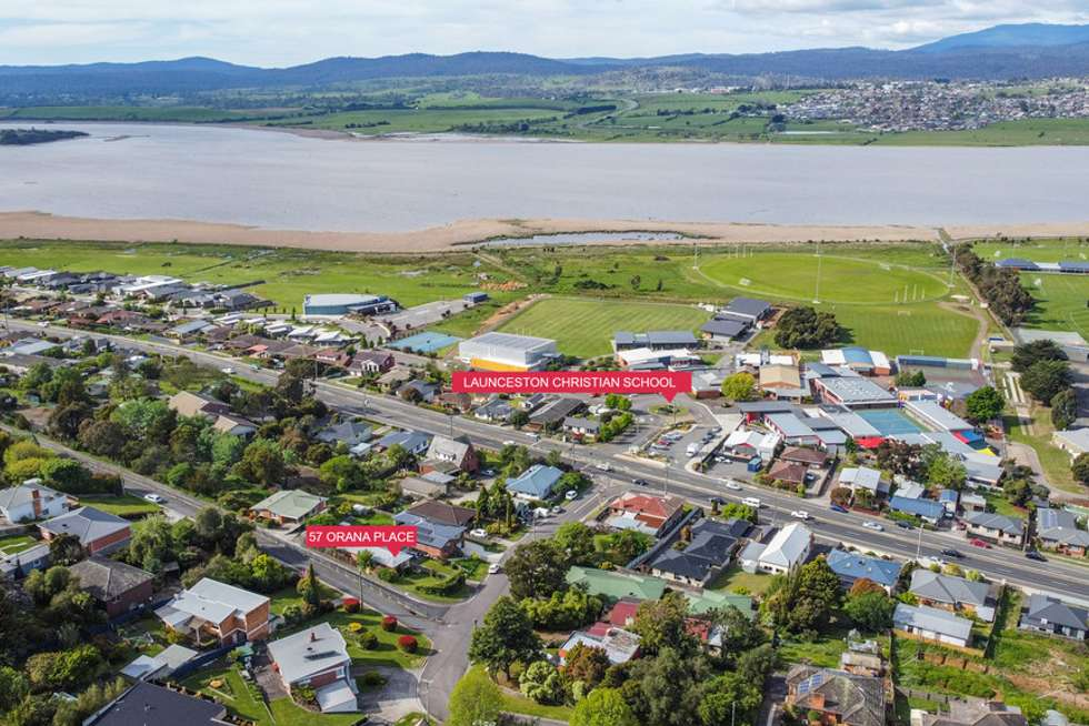 Third view of Homely house listing, 57 Orana Place, Riverside TAS 7250