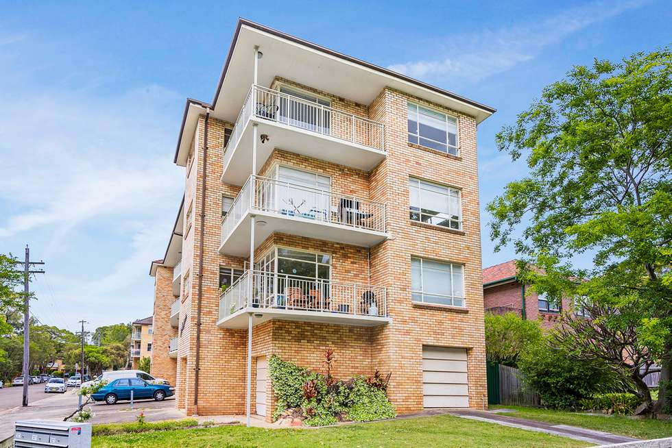 Second view of Homely unit listing, 11/8 Albert Parade, Ashfield NSW 2131