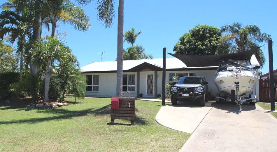 11 Biraldo Court, Burdell QLD 4818