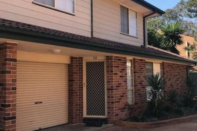 12/142 HEATHCOTE RD, Moorebank NSW 2170