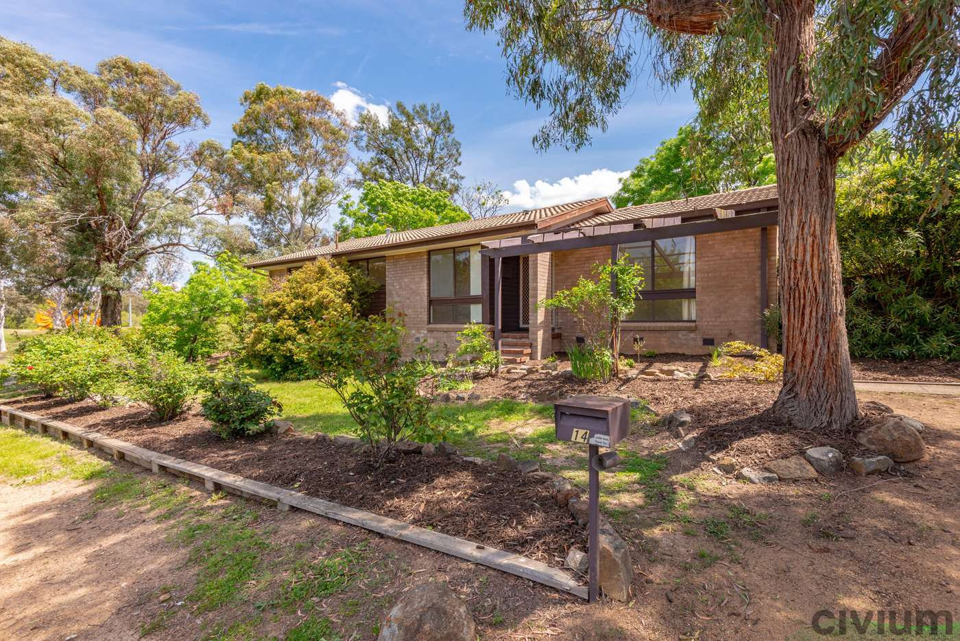 Main view of Homely house listing, 14 Amherst Street, Kambah ACT 2902