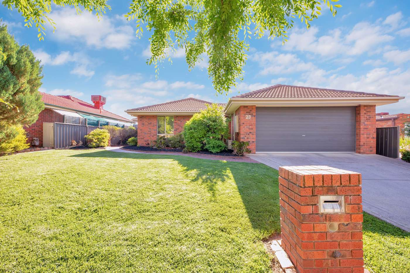 Main view of Homely house listing, 23 Kyle Court, Wodonga VIC 3690