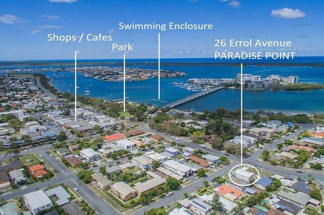 1/26 Errol Avenue, Paradise Point QLD 4216