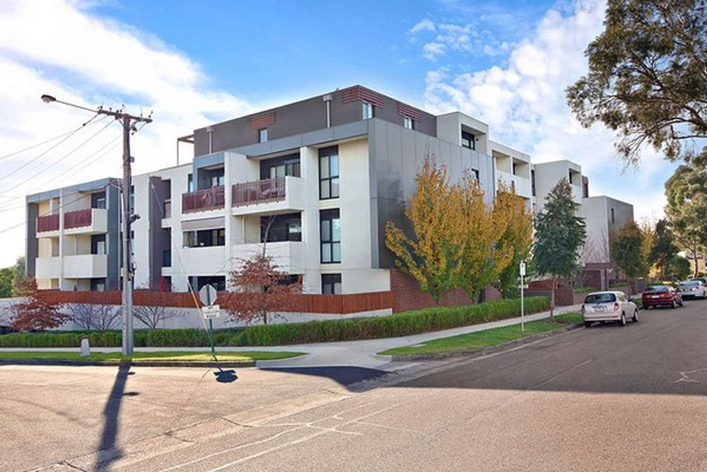 Main view of Homely apartment listing, 210/435-439 Whitehorse Road, Mitcham VIC 3132