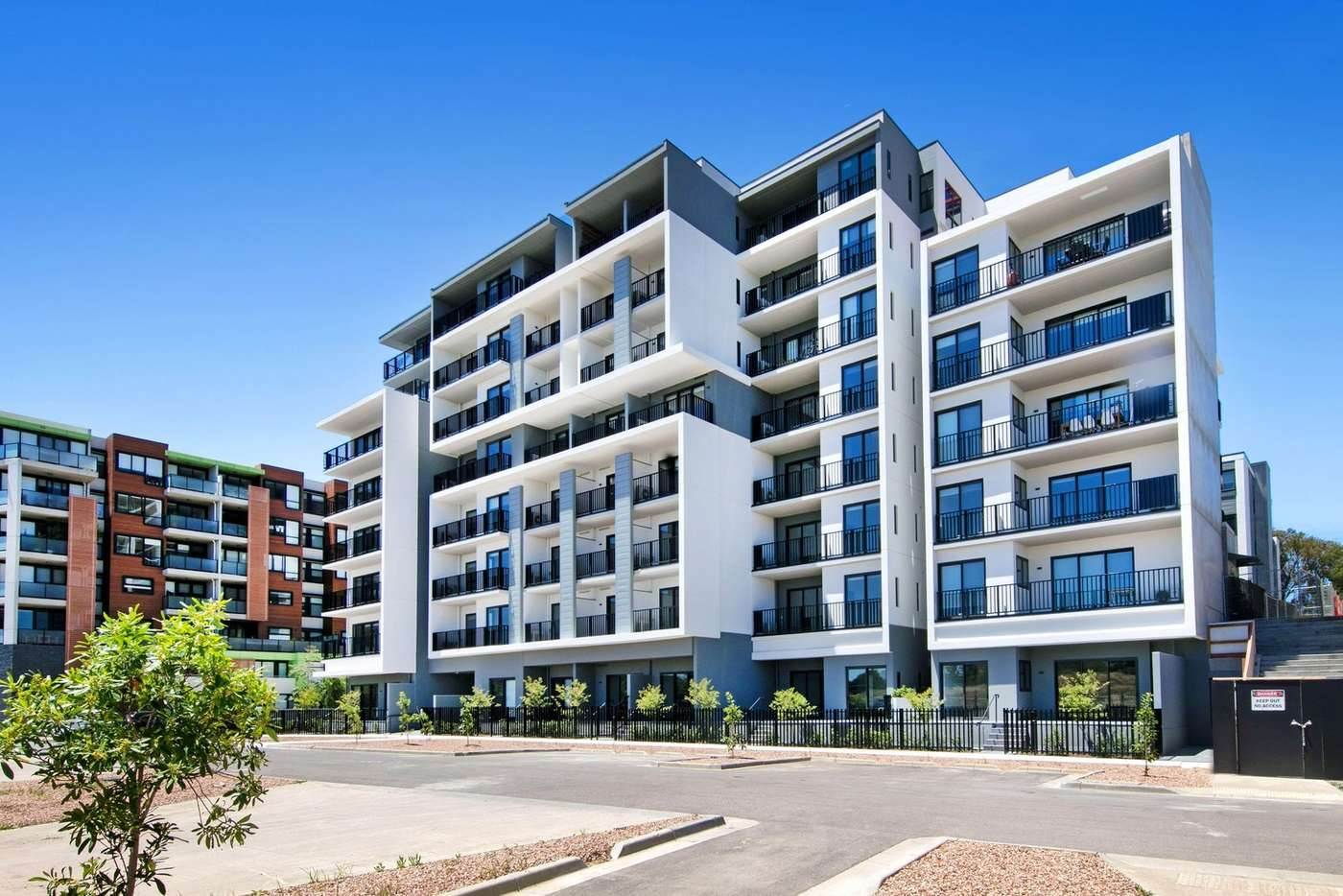 Main view of Homely apartment listing, 205/12 Olive York Way, Brunswick West VIC 3055
