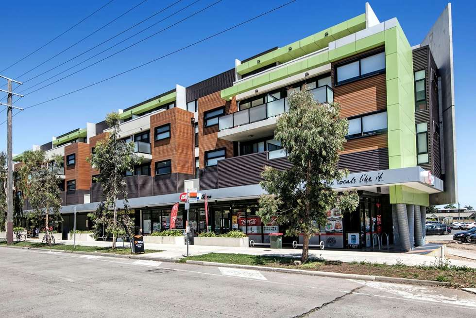 Second view of Homely apartment listing, 205/12 Olive York Way, Brunswick West VIC 3055