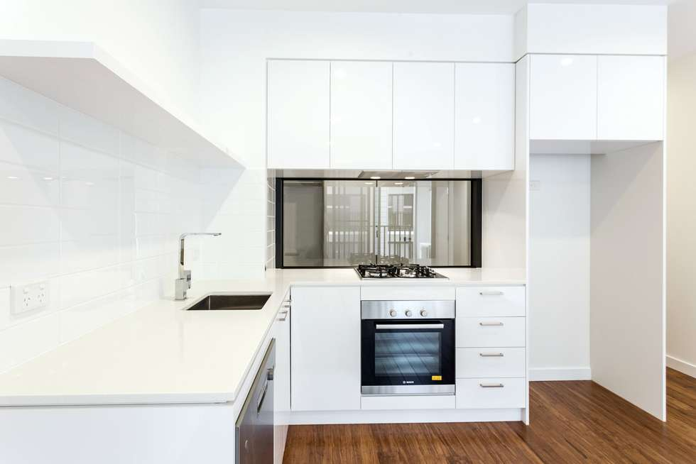Third view of Homely apartment listing, 205/12 Olive York Way, Brunswick West VIC 3055