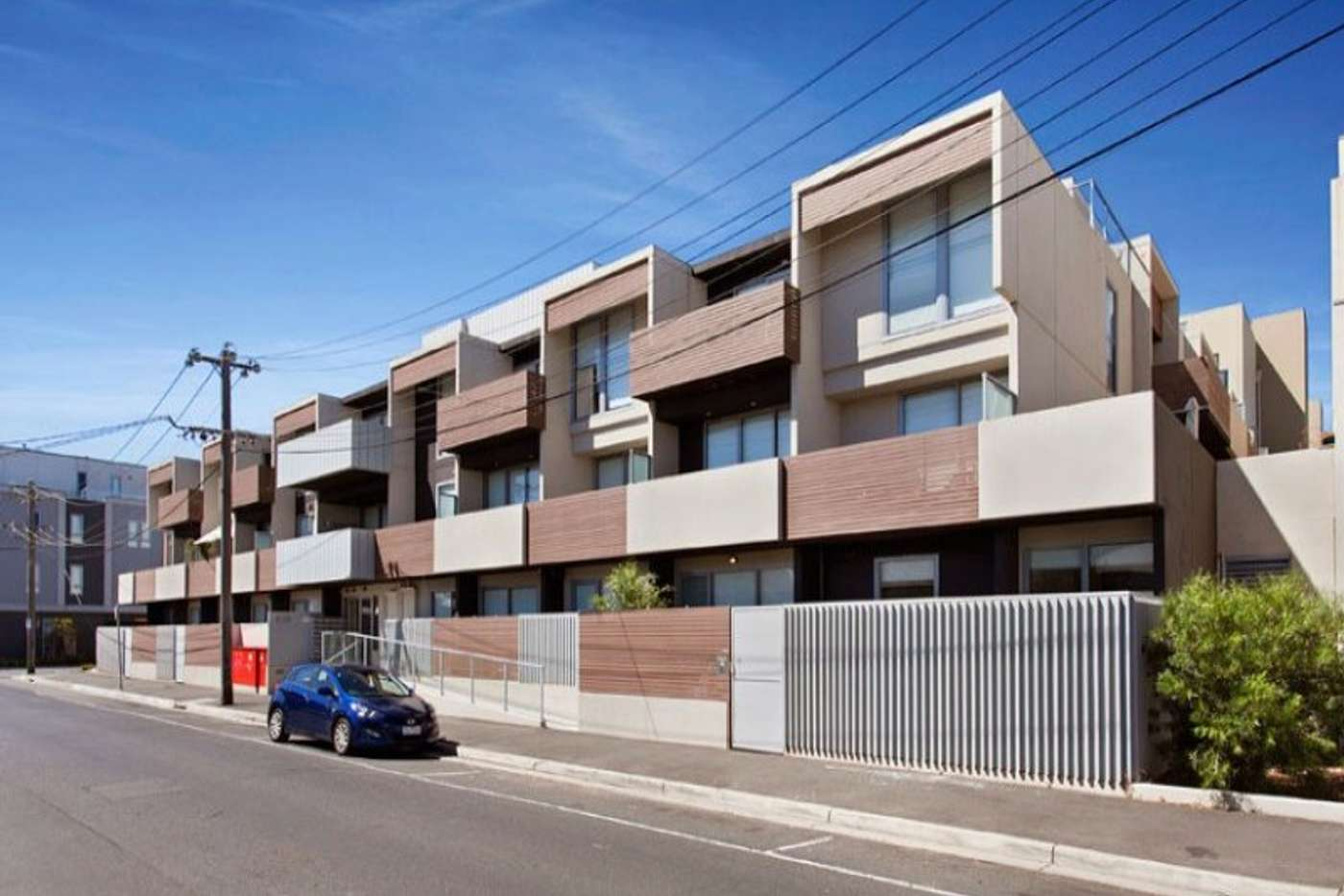Main view of Homely apartment listing, 204/8-38 Percy Street, Brunswick VIC 3056