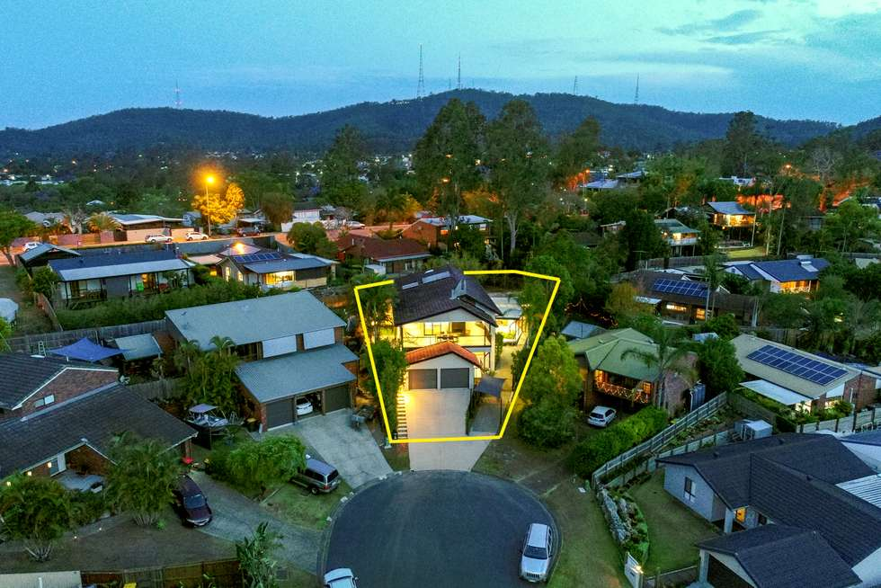 Second view of Homely house listing, 15 Maestra Street, The Gap QLD 4061
