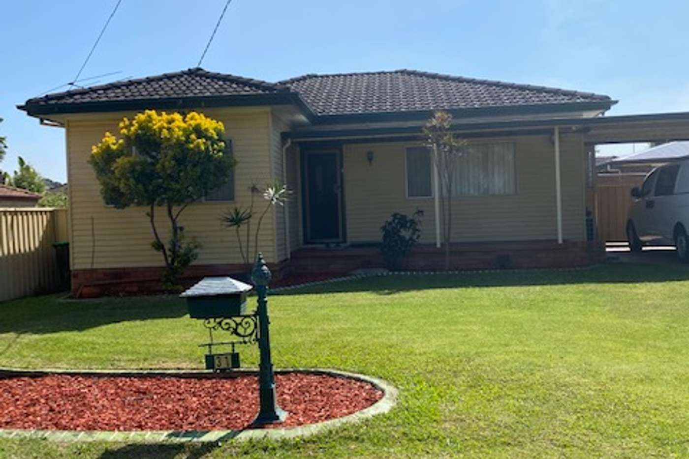 Main view of Homely house listing, 31 Sligar Avenue, Hammondville NSW 2170