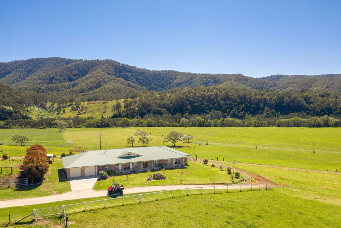 Main view of Homely ruralOther listing, 52 Churchills Road, Long Flat NSW 2446