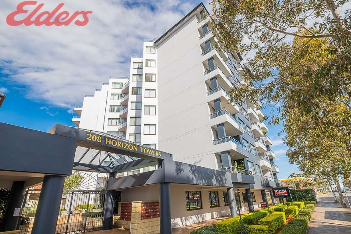 Main view of Homely apartment listing, 13/208 Pacific Highway, Hornsby NSW 2077